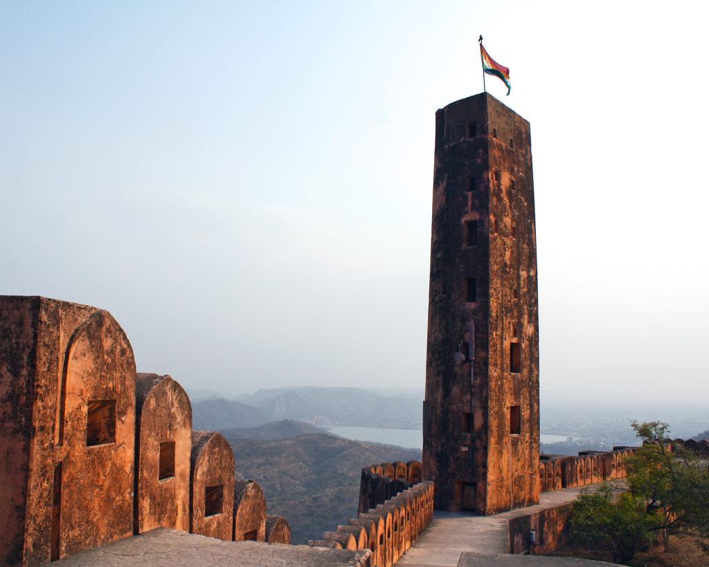 Overnight trips from Delhi Jaipur Nahargarh Fort