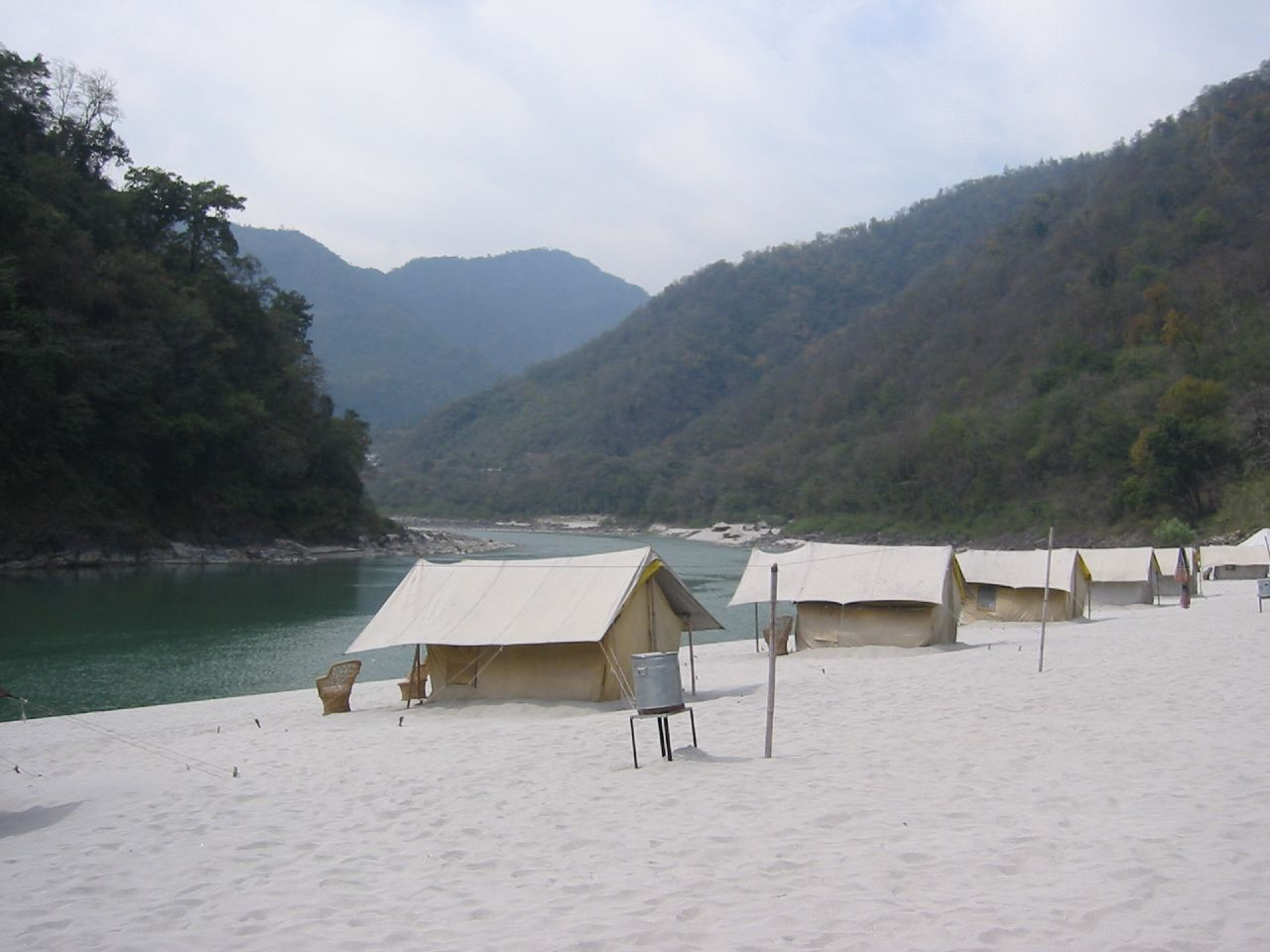 Overnight trips from Delhi Rishikesh