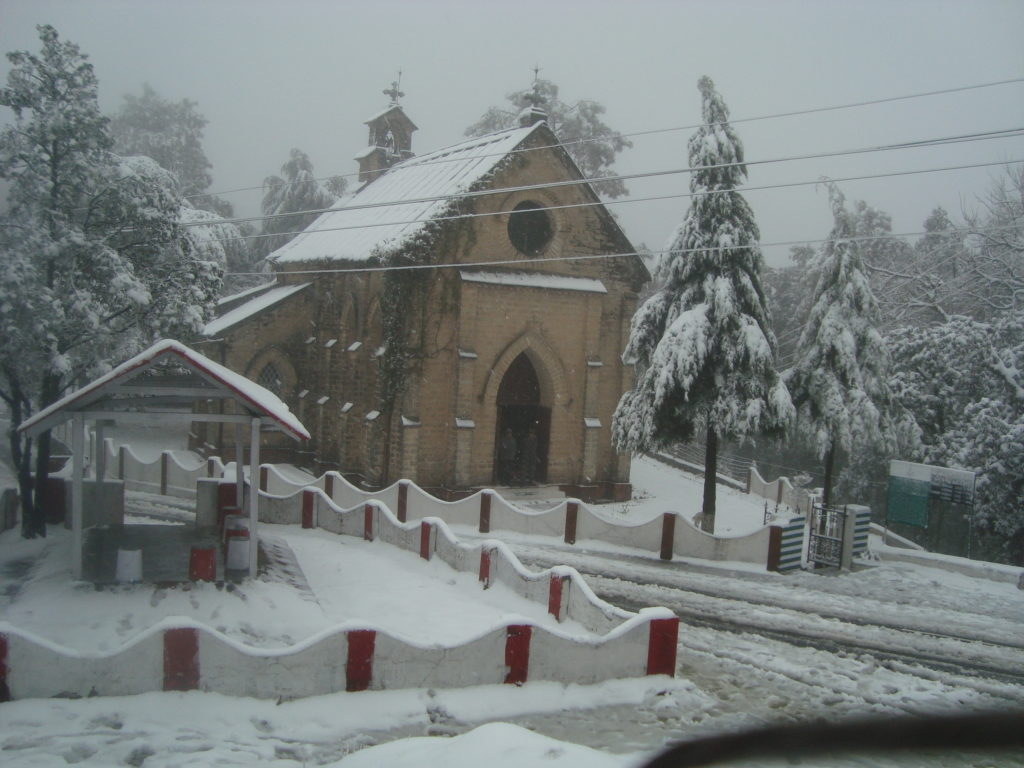Overnight trips from Delhi Lansdowne