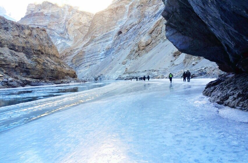 Chadar Trek- Frozen River Trek