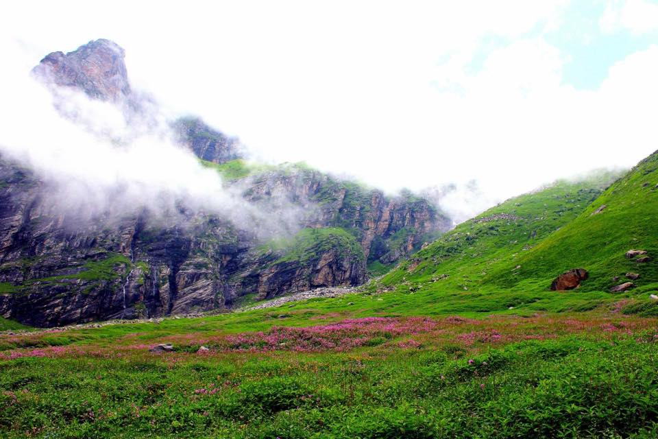 Beautiful Hampta Pass Trek
