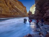 Chadar Trek Zanskar Valley