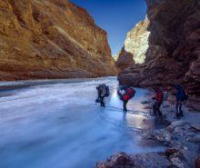 Chadar Trek Zanskar Valley
