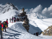 Rupin pass trek