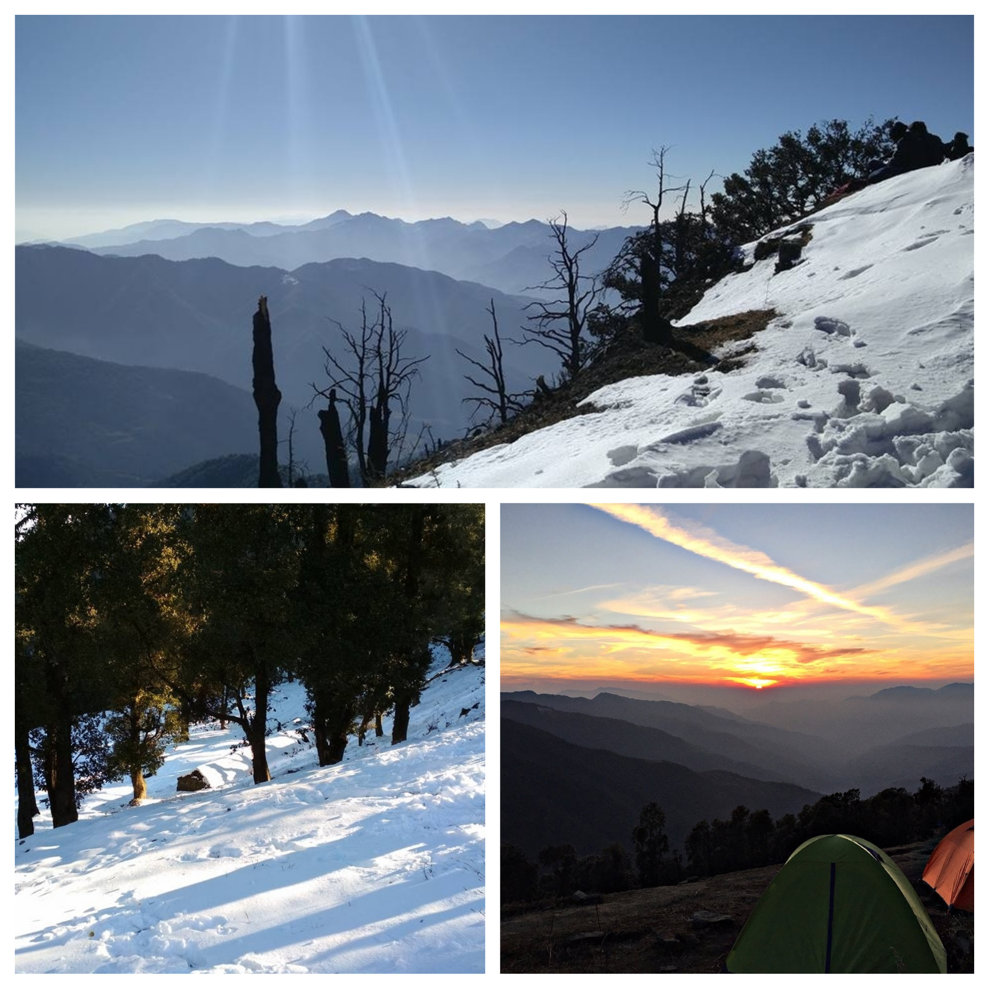 Nag Tibba snow trek