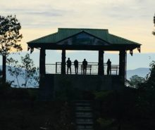 Trichuli Tinjure trek Gangtok
